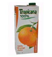 Tropicana Orange Juice Tetra Pack 1Ltr