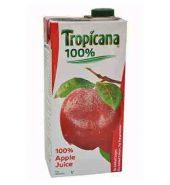 Tropicana Apple Juice Tetra Pack 1Ltr
