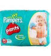 Pampers Baby Dry Pant Medium Diaper 56 Pcs