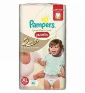 Pampers Premium Care Extra Large Size Diaper Pants 46 Pcs