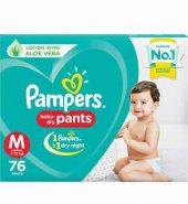 Pampers Pant Medium Diaper 80 Pcs