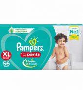 Pampers Pant Xl Diaper 60 Pcs
