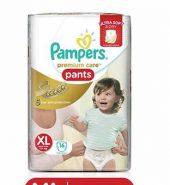 Pampers Premium Care New Born Pant Diaper 24 Pcs