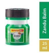 Zandu Balm Bottle 25 Ml