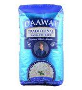Daawat Traditional Basmati Rice 1Kg