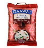 Daawat Super Basmati Rice 5Kg