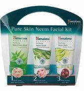 Himalaya Pure Neem Skin Facial Kit 150 Ml