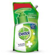 Dettol Original Hand Wash Refill Pouch 750 Ml