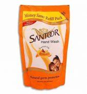 Santoor Essential Oils Hand Wash Refill Pch 800 Ml