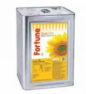 Fortune Sunflower Oil 15Ltr