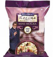 Daawat Rozana Mini Mogra Basmati Rice 5Kg