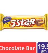 Cadbury 5 Star Chocolate Bar 19.5G