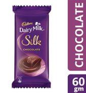 Cadbury Dairy Milk Silk Bar 60G