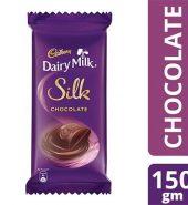 Cadbury Dairy Milk Silk Bar 150G