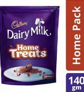 Cadbury Dairy Milk Chocolate Home Treats 135G