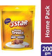 Cadbury 5 Star Chocolate Home Treats 200 Gm Pack