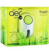 Godrej Aer Click Fresh Lush Green 9 Ml