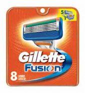 Gillette Fusion Power Cartridges 8 Pcs