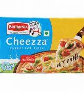 Britannia Pizza Cheese Block 400 Ml