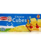 Britannia Cheese Cubes 600 Gm