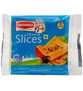 Britannia Cheese Slice 100 Gm