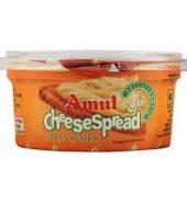 Amul Cheese Spread Garlic 200 Gm
