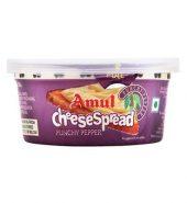 Amul Cheese Spread Pepper 200 Gm