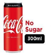 Coca Cola Coke Zero Can 300 Ml