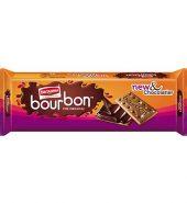 Britannia Bourbon Treat Cream 120 Gm (Biscuit)