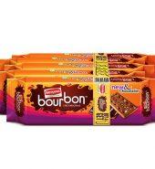 Britannia Bourbon Biscuits 500 Gm (4+1)