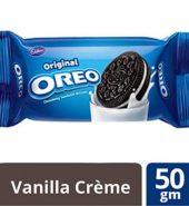 Cadbury Oreo Vanilla Creme Biscuit 50 Gm