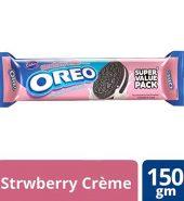 Cadbury Oreo Strawberry Creme Biscuit 120 Gm