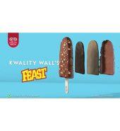 Kwality Walls Feast Chocolate Stick 70 Ml