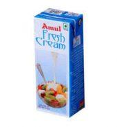 Amul Fresh Cream Edge Tetrapak 250 Ml
