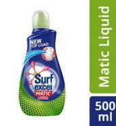 Surf Excel Excel Matic Liquid Detergent Top Load 500 Ml