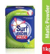 Surf Excel Excel Matic Top Load Detergent Powder 1 Kg