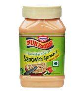Fun Foods Eggless Sandwich Spread 300 Gm
