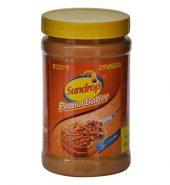 Sundrop Peanut Butter Crunchy Jar 462 Gm