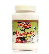 Fun Foods Veg Mayonnaise Eggless Spread 500 Gm