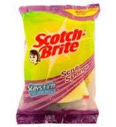 Scotch-Brite Twin Scrub 1 Pc (8″ X 8″)