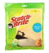 Scotch-Brite Sponge Wipe Big Super Save Pack 1 Pc