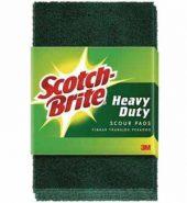 Scotch-Brite Scrub Pad(3X4 Cm) 5 Pcs