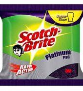 Scotch-Brite Platinum Scrub Pad 3 Pcs (7.5X10 Cm)