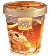 Kwality Walls Cream Brulee Ice Cream Tub 750Ml
