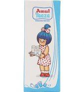 Amul Taaza Toned Milk Tetrapak 200 Ml