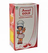 Amul Gold Milk Tetrapak 1 Ltr