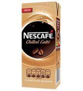 Nescafe Ice Latte Tetrapak 180 Ml