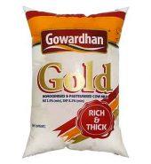 Gowardhan Gold Cow Milk Pouch 1Ltr