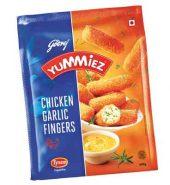 Godrej Yummiez Chicken Garlic Finger 400 Gm