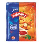 Godrej Yummiez Chicken Popcorn 400G